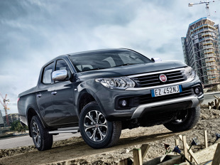 fiat fullback 2015 teraz pickup dane techniczne. Black Bedroom Furniture Sets. Home Design Ideas