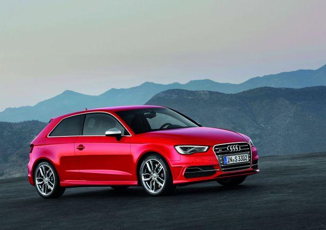 zdjęcie Audi S3