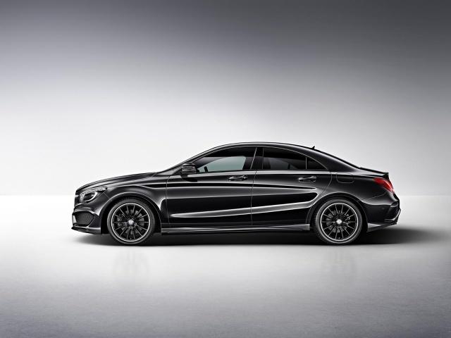 zdjęcie Mercedes-Benz CLA Edition 1