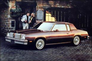 Oldsmobile Cutlass V (1978 - 1988) Coupe