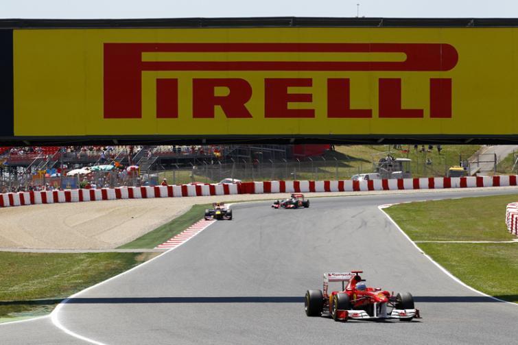 GP Wielkiej Brytanii: Alonso przed Vettelem