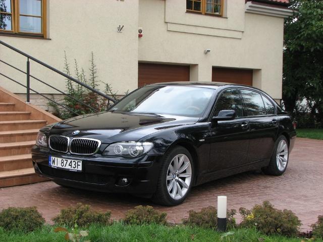 zdjęcie BMW serii 7 3.0 diesel