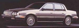 Buick Skylark VI (1986 - 1993) Sedan