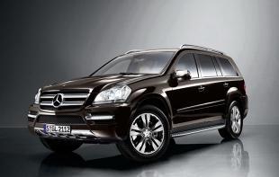 Mercedes-Benz Klasa GL X164 (2006 - teraz) SUV