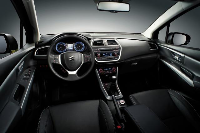 zdjęcie Suzuki SX4