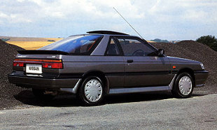 Nissan Sunny B12 (1986 - 1991) Coupe