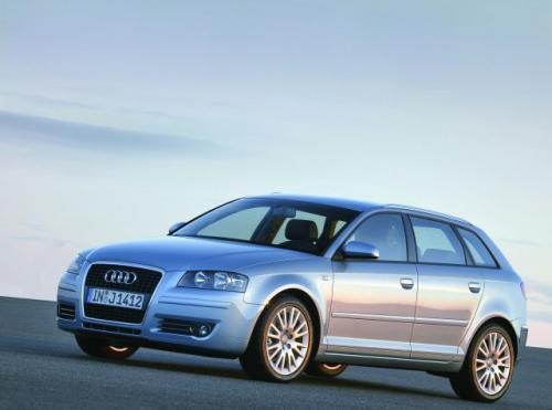 Fot. Audi: Audi A 3 z nadwoziem 5-drzwiowym nosi dodatkowe oznaczenie Sportback.