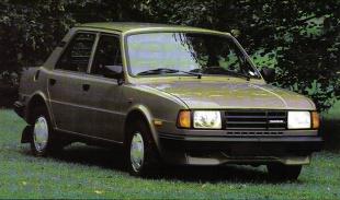 Skoda 130 I (1984 - 1988) Sedan