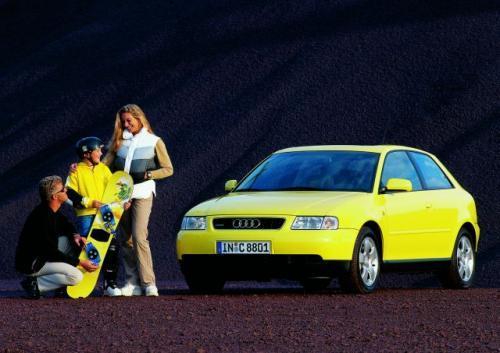 Audi A3 1996 2003