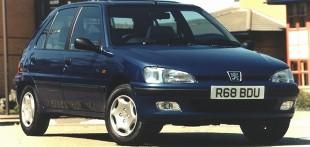 Peugeot 106 II (1996 - 2003) Hatchback