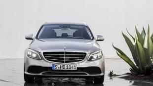 Genewa 2018 Mercedes Klasy C. Auto wyręczy kierowcę