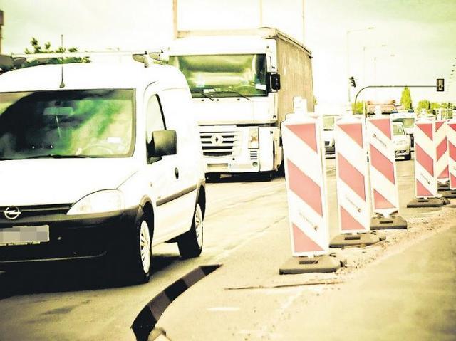 Ulica Struga w Szczecinie. Kierowcy pędzą tu jak szaleni