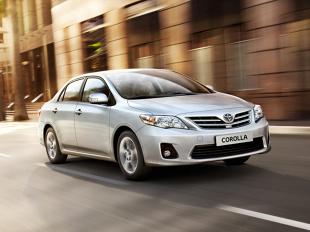Toyota Corolla (2010-2013) / Fot. Toyota