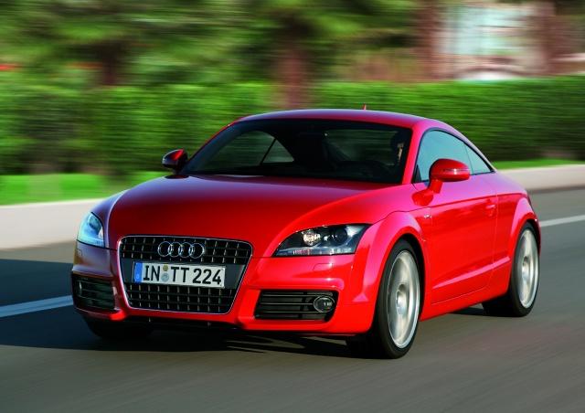zdjęcie Audi TT