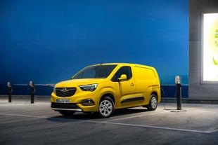 Opel Combo‑e. Nowy kompaktowy van na prąd