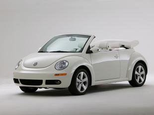 Volkswagen New Beetle (1998 - 2010) Kabriolet