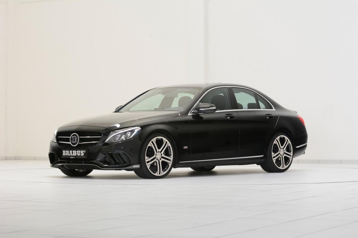 Mercedes Klasy C / Fot. Brabus