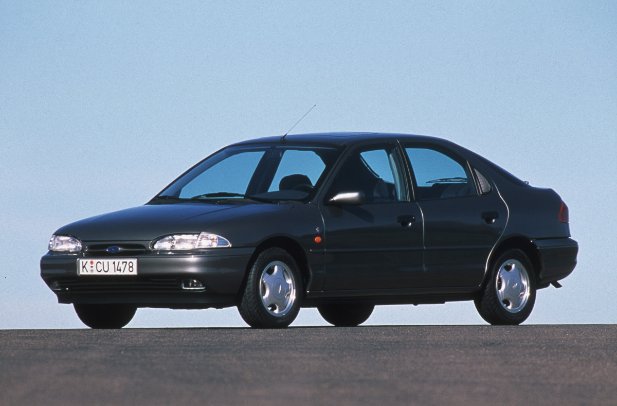 Ford Mondeo - 20 lat