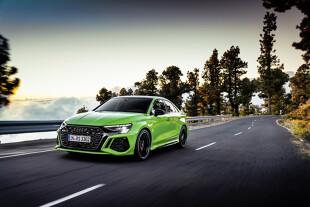 Audi RS3. 400 KM mocy i tryb driftu
