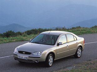 Ford Mondeo III (2000 - 2007) Sedan