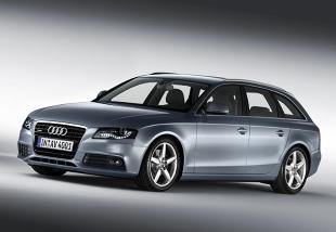 Audi A4 IV (B8) (2008 - teraz)
