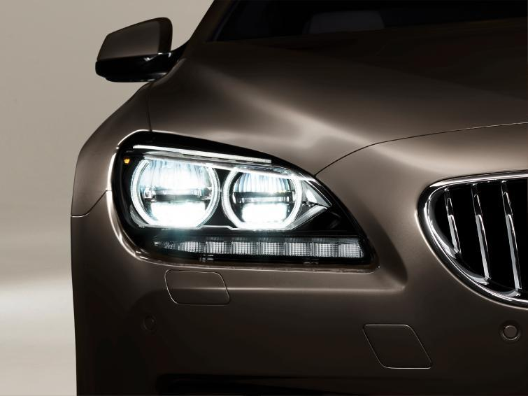 Nowe BMW serii 6 Gran Coupe jak Panamera i CLS. Zobacz zdjęcia