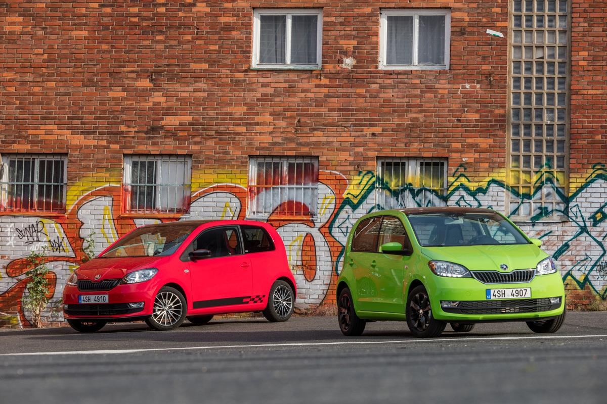 Samochody z instalacjami LPG niezmiennie cieszą się popularnością wśród użytkowników. Nic dziwnego, że takie auta mają w swojej ofercie również producenci nowych pojazdów, m.in. Skoda.  fot. Skoda