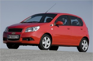 Chevrolet Aveo I (T200/T250) (2002 - 2011) Hatchback