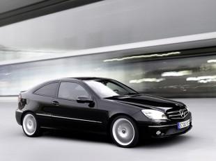 Mercedes-Benz Klasa CLC W203 (2008 - 2011) Coupe