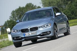 BMW SERIA 3 V (F30/F31/F34) (2012 - teraz) Sedan [F30]