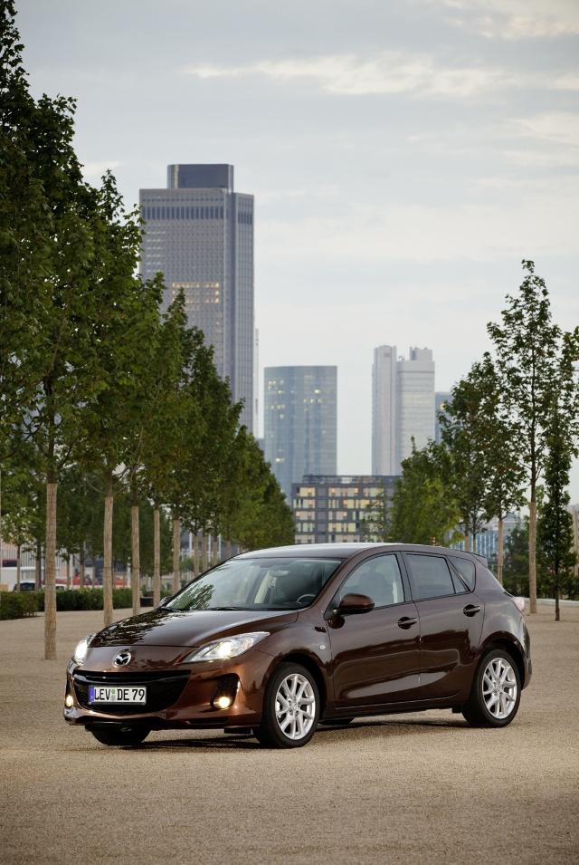 zdjęcie Mazda 3