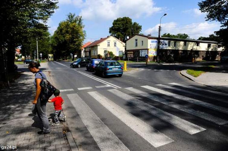 Szczecin: Uważaj, bo nie przejedziesz przez Szeroką