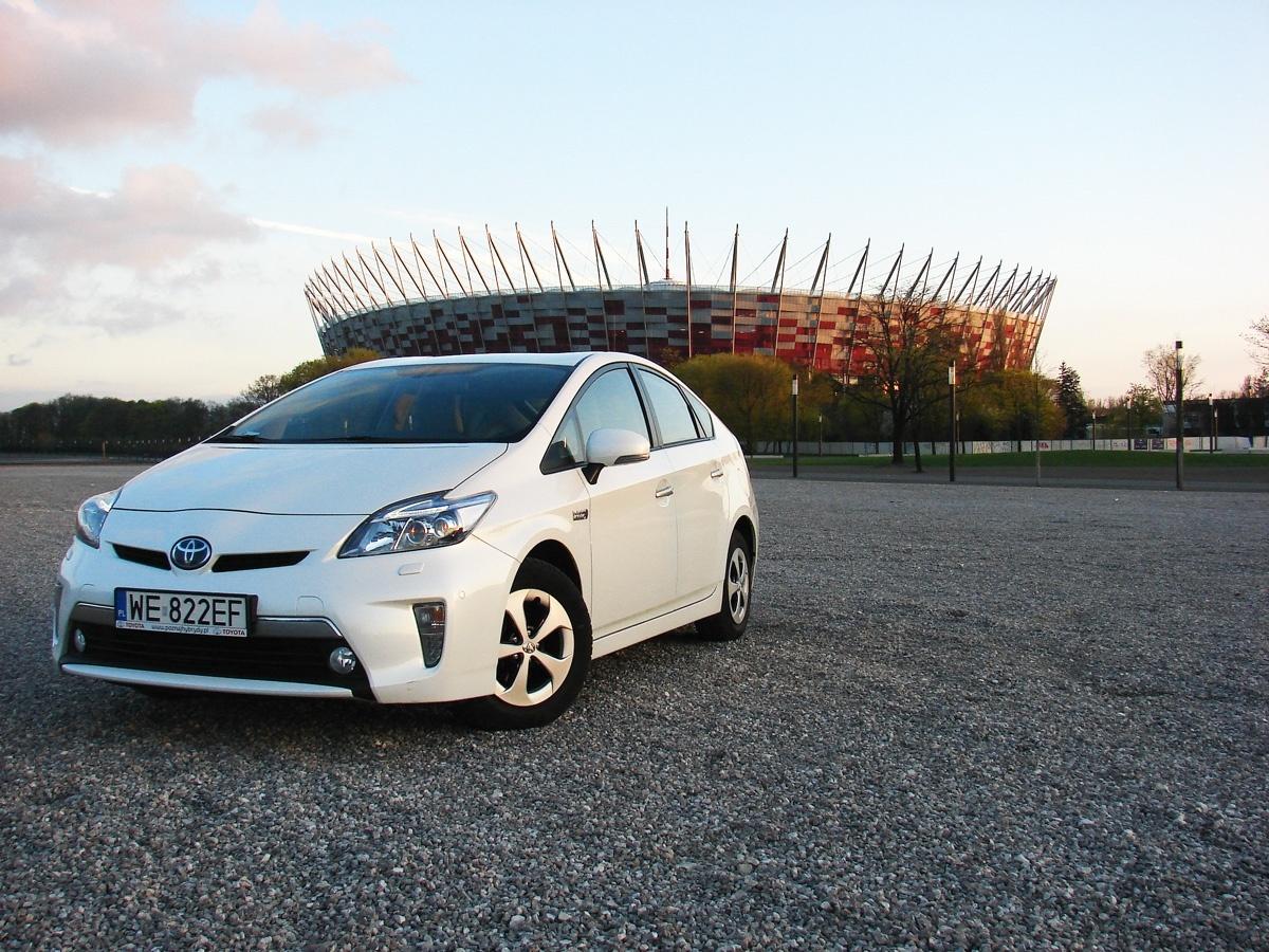 Toyota Prius, Fot: Przemysław Pepla