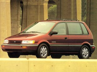 Eagle Summit (1989 - 1996) Minivan