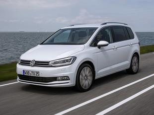 Volkswagen Touran III (2015 - teraz)