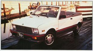 Yugo Koral (1980 - 2008) Kabriolet