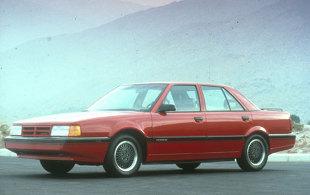 Dodge Monaco V (1990 - 1992) Sedan