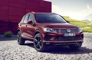 Volkswagen Touareg w wydaniu Executive Edition
