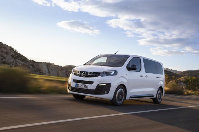 zdjęcie Opel Zafira Life