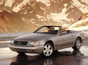 Mercedes-Benz Klasa SL R129 (1989 - 2002)