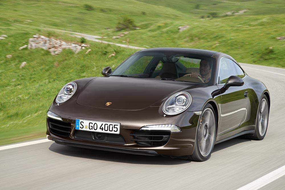 Porsche Carrera 4, Fot: Porsche