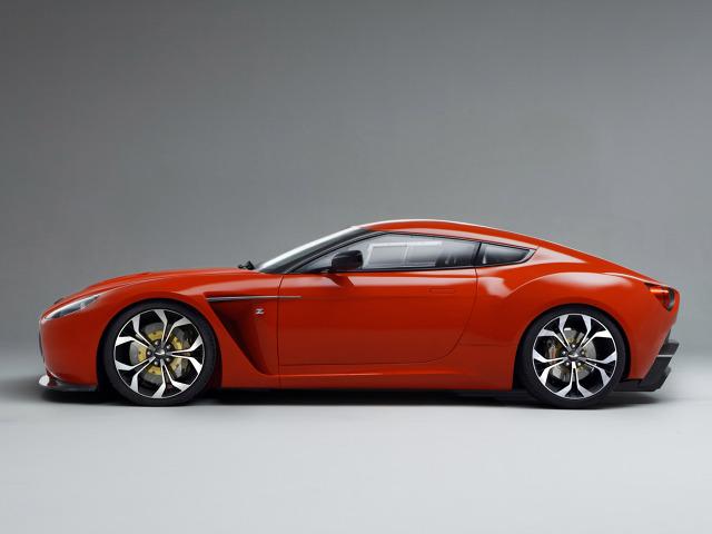 zdjęcie Aston Martin V12 Vantage Zagato