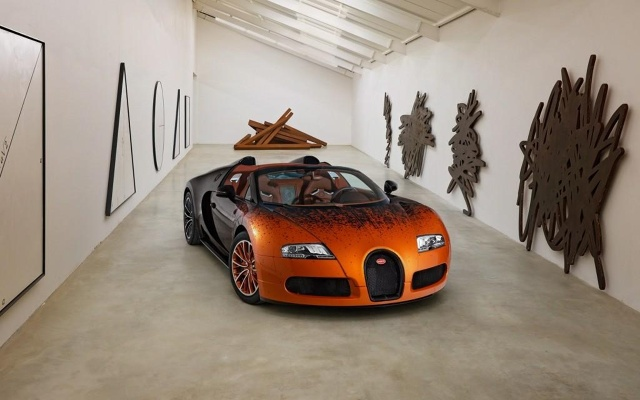zdjęcie Bugatti Veyron Grand Sport Venet