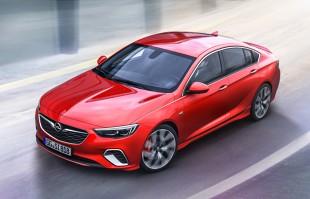 Opel Insignia GSi. Efektowny i szybki