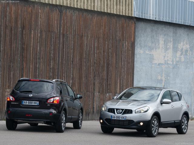 zdjęcie Nissan Qashqai 2 2010 1024x768 wallpaper 0a