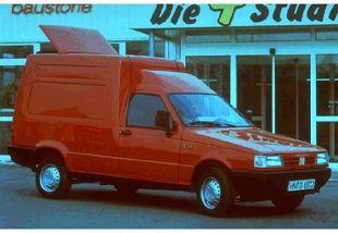 Fiat Fiorino II (1988 - 2000) Furgon