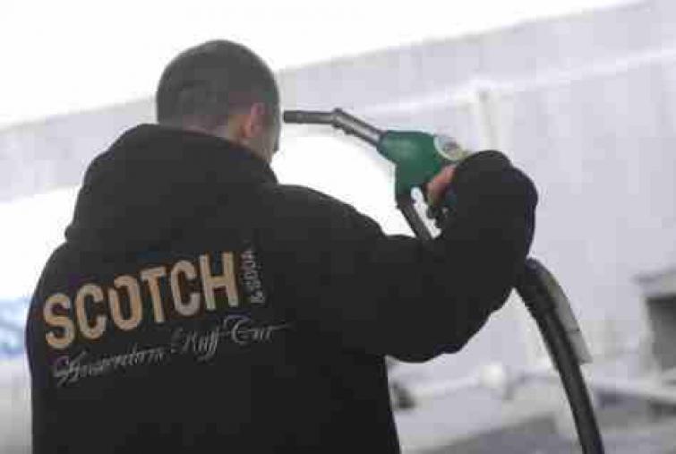 Wielki protest przeciwko cenom paliw - blokada stacji benzynowych