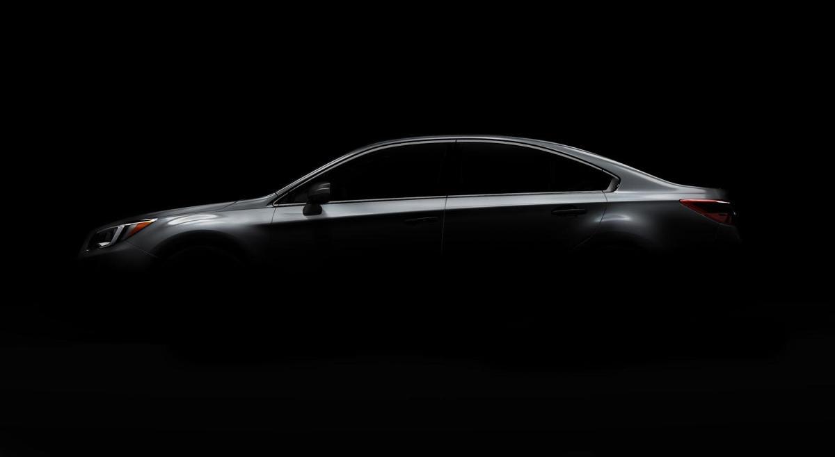 Nowe Subaru Legacy / Fot. Subaru