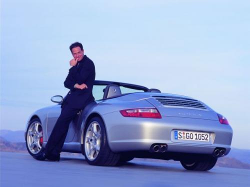 Fot. Porsche: Nie każdy samochód ma prestiż. Porsche akurat ma.