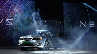 Saab powraca pod nową nazwą. Oto elektryczny NEVS 9-3 EV